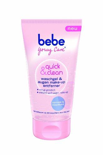 bebe-young-care-quick-und-clean-waschgel-und-augen-make-up-entferner-3er-pack-3-x-150ml