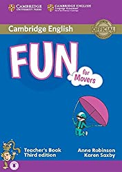 Fun for Movers Teacher's Book with Audio