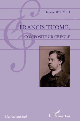 Francis Thome Compositeur Creole
