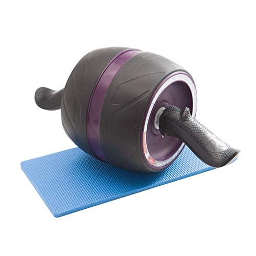 Altsommer Bauchroller, AB Roller Bauchtrainer, AB Wheel für Fitness, mit Rutschfester, Gut Gepolsterter Kniematte, Bauchmuskel Training und Muskelaufbau, Krafttraining für Frauen und Männer