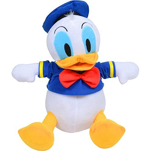 Richy Toys Donald Duck Soft Toy kids birthday Gift Stuffed Soft Plush Toy Love 39 cm