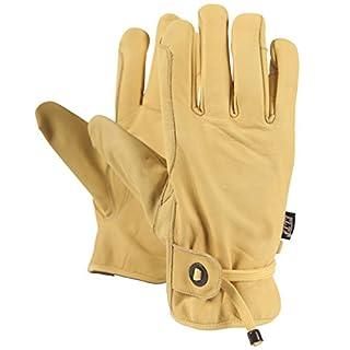 Amesbichler Western Texas Natural Size s| Work Gloves Western Riding Gloves