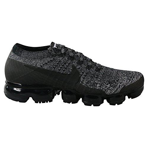 Nike Air Vapormax Flyknit, Chaussures de Trail Homme, Multicolore (Black/Black/White/Racer Blue 041), 48.5 EU