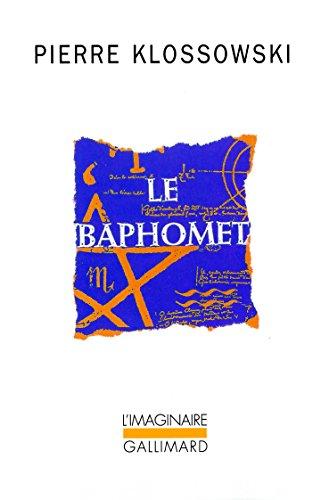 Le Baphomet par Pierre Klossowski