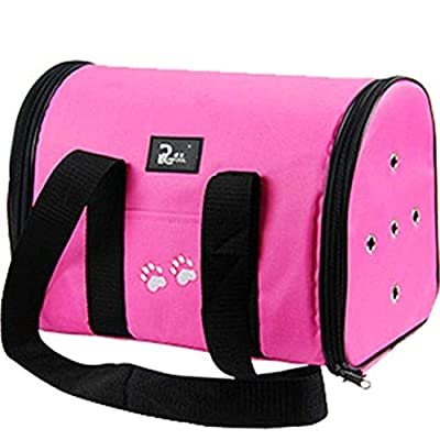 CSDAWaterproof Oxford Cloth Foldable Waterproof Oxford Cloth Pet Bag Out Breathing Bag by CSDA