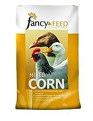 Fancy Feeds Mixed Corn Poultry Treat, 20 kg