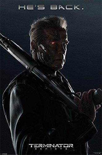 Terminator Genisys Poster He's Back (61cm x 91,5cm)
