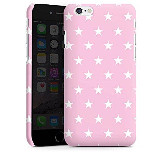 Apple iPhone 5s Housse étui coque protection Étoiles Motif Motif Cas Premium mat