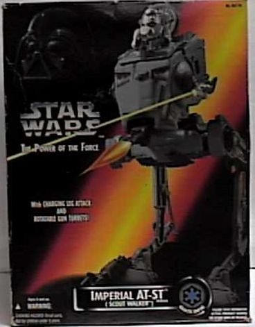 mperial AT-ST (Scout Walker) Vehicle ()