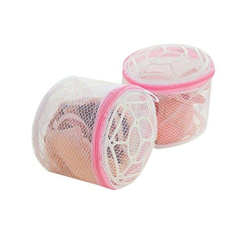 2x Milopon Wäschenetz Wäschesack Unterwäsche BH Waschbeutel Wäsche Netz Schutztasche