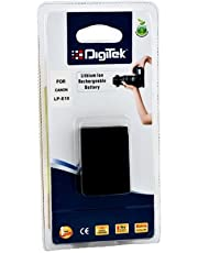 Digitek Battery for Canon LP-E10 Camera