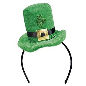 Boland 44908pelo maduro con sombrero Shamrock, One size