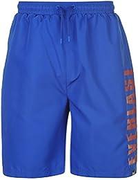 Everlast Hombre Large Logo Woven Shorts Pantalones Cortos Casual Ropa Vestir
