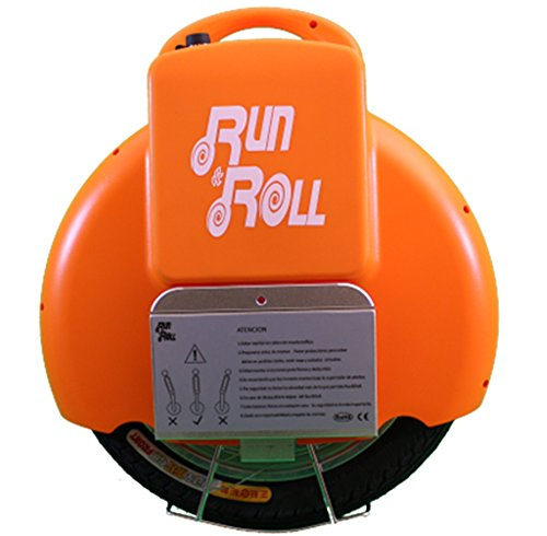 TURBO SPIN 1 NARANJA monociclo eléctrico versátil y...