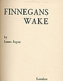 Finnegans Wake (English Edition)