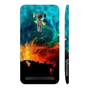 Enthopia Designer Hardshell Case Coloured sky Back Cover for Asus Zenfone 2 Laser ZE500KL