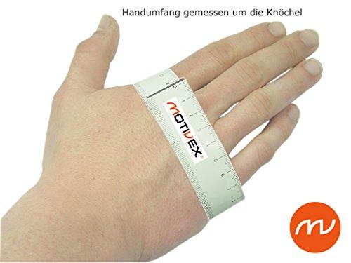 Motivex Halbfinger Segelhandschuhe im Test: Material & Praxis-Erfahrung - 5