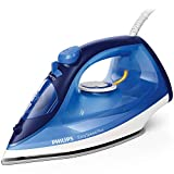 Philips EasySpeed Plus Iron with 150g Steam Boost, 2400W and Ceramic Soleplate  Blue/White  GC2145/29