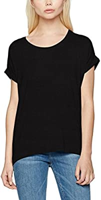 Only Onlmoster S/S O-Neck Top Noos Jrs, Camiseta para Mujer