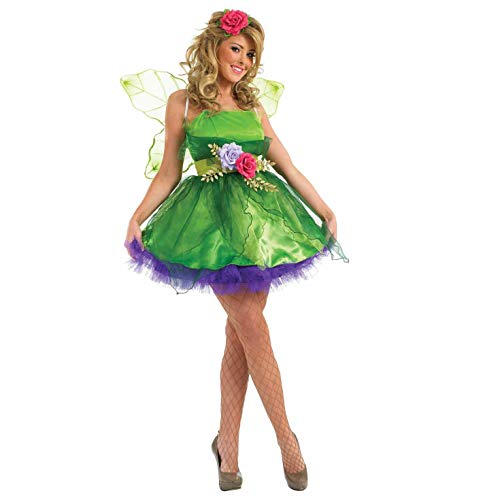 Fun Shack Damen Costume Kostüm Womens Woodland Fairy Größe S (Wald Nymphe Kostüm)