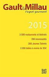 Guide Gault & Millau France 2015