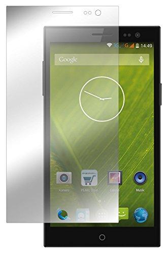 Simvalley Mobile Zubehör zu Bildschirmschutzfolie für Simvalley SPX-34