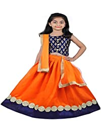 740a8af6a9e6 Amazon.in  ₹500 - ₹750 - Lehenga Cholis   Ethnic Wear  Clothing ...