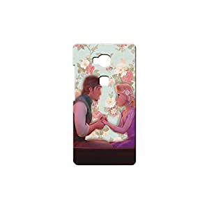 BLUEDIO Designer Printed Back case cover for Huawei Honor 5X - G2052