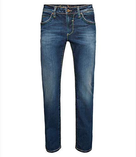 Camp David Bootcut Blue Jeans Blue Used 29 32 -
