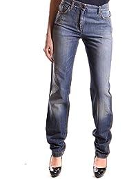 Dolce E Gabbana Femme MCBI099037O Bleu Coton Jeans