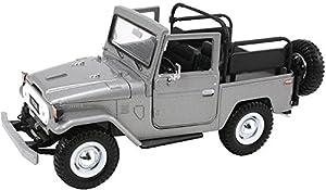 Motor MAX mm79330gy-Toyota Land Cruiser fj40Abierto, vehículos, Plata/Gris