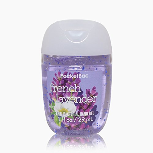 Bath & Body Works pocketbac-French Lavender-Gel Antibatterico