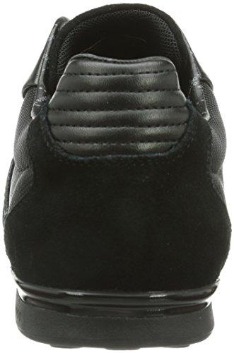 Capo Green Herren Low-top Sneaker Akeen I 10167169 01 Schwarz (nero)