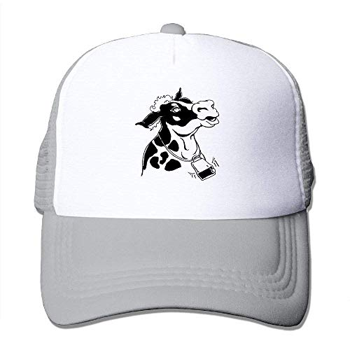Voxpkrs Cattle Dog Unisex Baseballmützen Sport Tag Hut Waschen Flache Kappe Q8S3S603