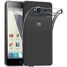 Funda ZTE Blade L3, AICEK ZTE Blade L3 Funda Transparente Gel Silicona ZTE Blade L3 Premium Carcasa para ZTE Blade L3