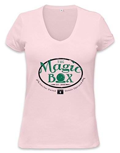 the-magic-box-logo-womens-v-neck-t-shirt-medium