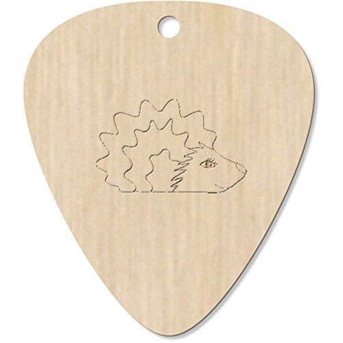 Azeeda 7 x 'Erizo Lindo' Guitarra Púa (GP00017080)