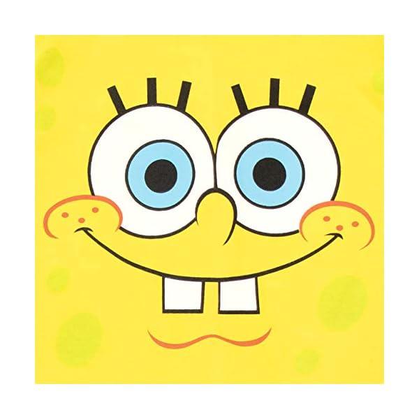 Bob Esponja Pijama Entera para Niños Bebés Spongebob Squarepants 2