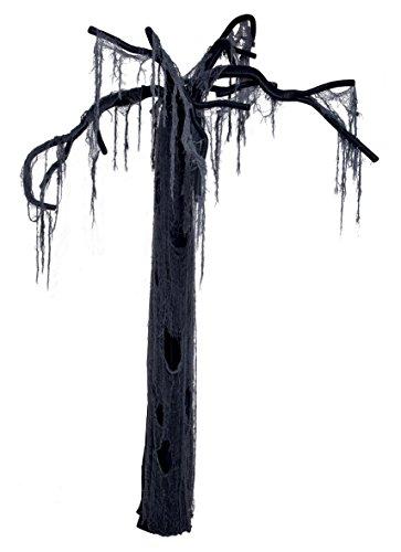 Boland 72032Dekoration Baum der Tod, schwarz, 195cm
