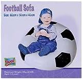 Suzi Football Sofa Balloon - Suzi (Black...