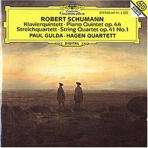 Klavierquintett Op. 44 / Streichquartett 1