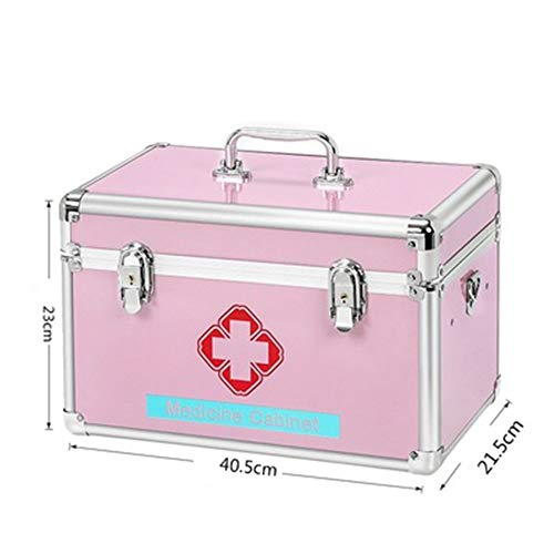 HBWJSH Medizin Box Haushalt Multi-Layer Tragbare Haushaltsmedizin Box Notfall Medizinische Kit Vollen Satz Von Medizin Aufbewahrungsbox (Size : D) - Bandage Box Kit