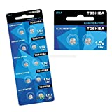 Toshiba LR41AG31,5V Alkaline Akku 1Pack 100
