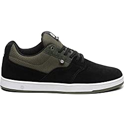 Element Granite - Zapatillas para Hombre, Color Verde, Talla 44 EU