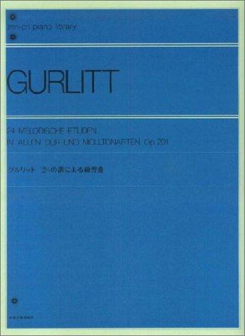 24-melodische-etuiden-in-allen-dur-und-molltonarten-op-201