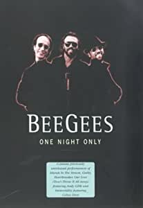 The Bee Gees: One Night Only [DVD] [2000]