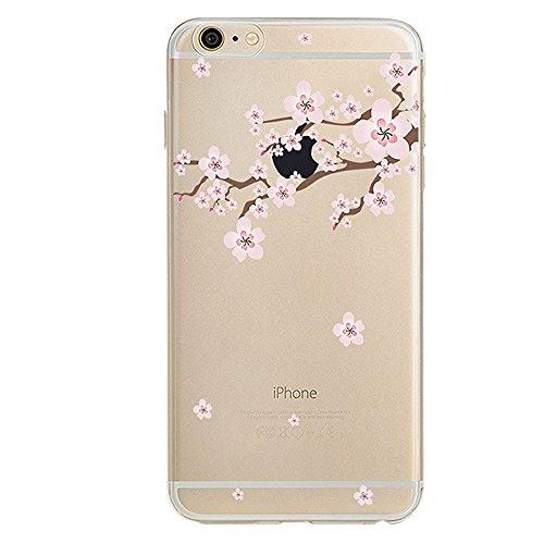 iPhone 7 Hülle Silikon,iPhone 7 Hülle Glitzer,iPhone 7 Crystal TPU Bumper Case Soft Transparent Silikon Gel Schutzhülle Cover,iPhone 7 Hülle (4.7 Zoll) Cristall,EMAXELERS iPhone 7 Bling Cristall Diama TPU 73