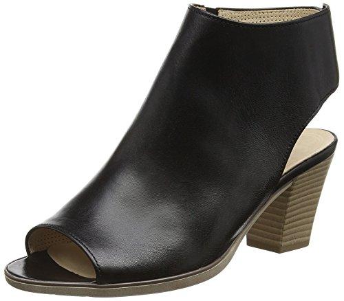 Gabor Shoes 41.650 Damen Slingback Pumps ,Schwarz (27 schw.(Sohle sand)) ,37.5 EU