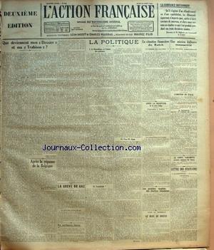 ACTION FRANCAISE (L') [No 241] du 30/08/1923 -...
