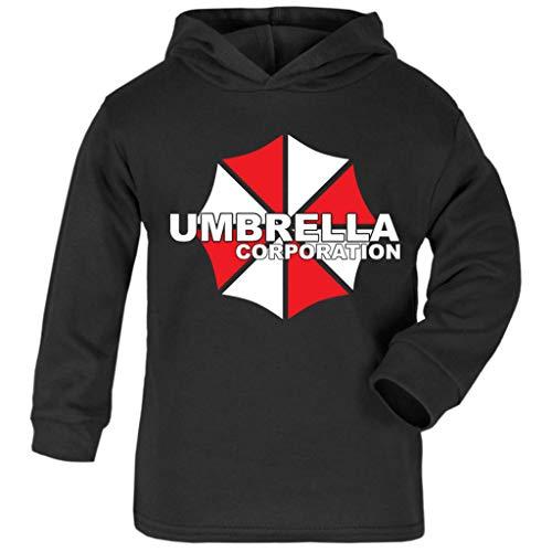 Cloud City 7 Resident Evil Umbrella Corp Logo Baby and Kids Hooded Sweatshirt